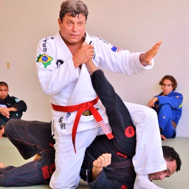 Carley Gracie teaching at Seminar in San Diego